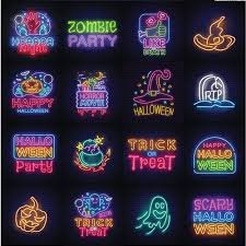 Reminisce - Zombie Party Die Cut Stickers 12x12