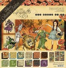 Graphic 45 - The Magic of Oz Deluxe Collector's Edition