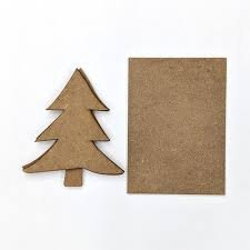 Foundations Decor - Welcome Sign - December Tree