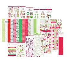 Doodlebug Christmas Traditions Value Bundle