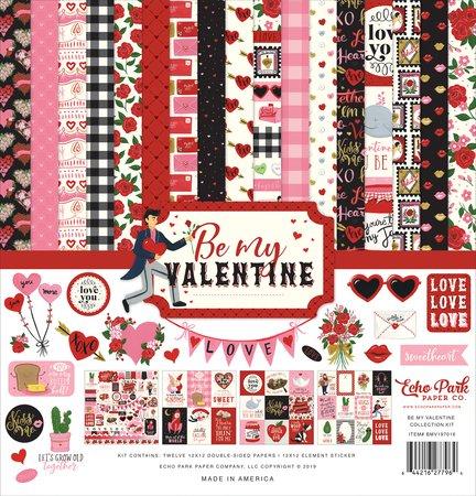 Echo Park - Be My Valentine Collection Kit