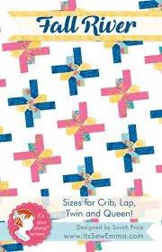 It's Sew Emma - Fall River Quilt Pattern