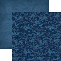 Reminisce - Air Force 4 12x12 Paper