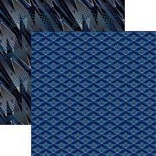 Reminisce - Air Force 2 12x12 Paper