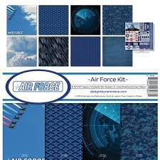 Reminisce - Air Force Collection Kit