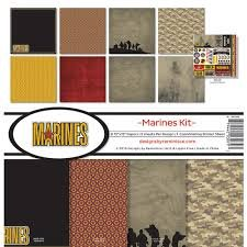 Reminisce - Marines Collection Kit