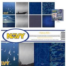 Reminisce - Navy Collection Kit
