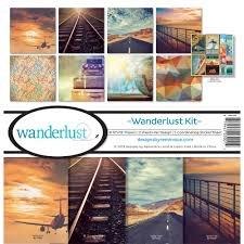 Reminisce - Wanderlust Collection Kit