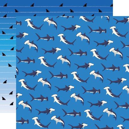 Carta Bella - Fish are Friends Shark Dance 12x12 Paper