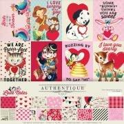 Authentique - Love Notes Collection Kit
