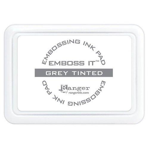 Ranger-Emboss it Grey embossing Pad