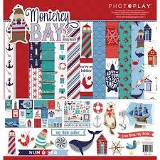 Photo Play - Monterey Bay Collection Pack