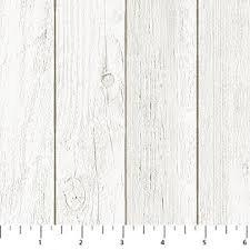 Northcott - My Home State Wood Grain 23183 91 Light Gray