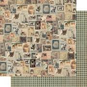 Authentique - Purebred Six 12x12 Paper