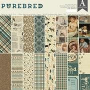 Authentique - Purebred Collection Kit