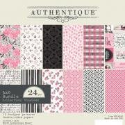 Authentique - Flawless 6x6 Paper Pad