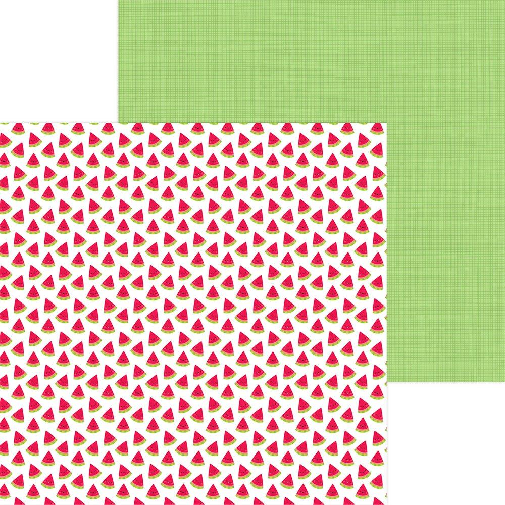 Doodlebug Design - Bar-B-Cute Slice of Summer 12x12 Paper