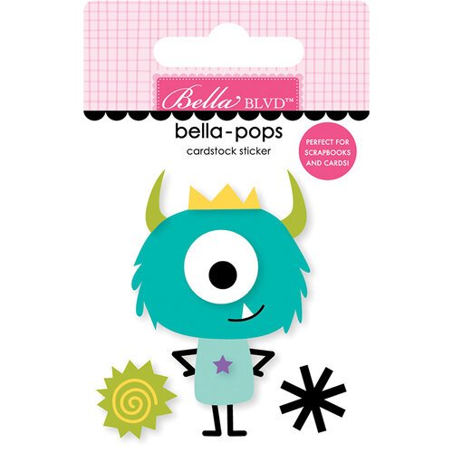 Bella Blvd - Little Monster Bella-Pops