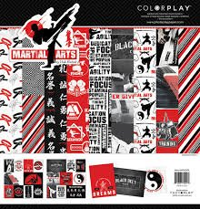 Photo Play - Martial Arts Collection Pack
