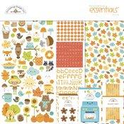 Doodlebug - Pumpkin Spice Essentials Kit