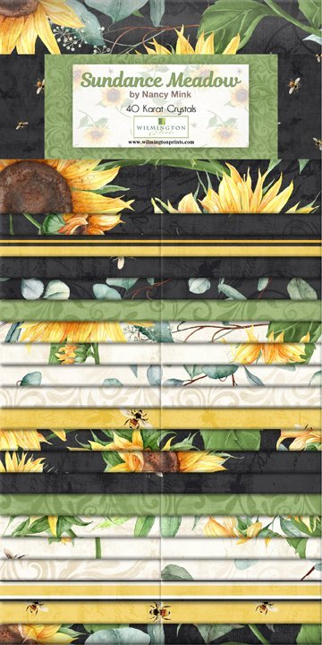 Wilmington Prints - Sundance Meadow 40 Karat Crystals