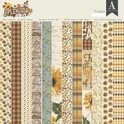 Authentique - Splendor 12x12 Paper Pad