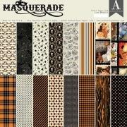 Authentique - Masquerade 12x12 Paper Pad
