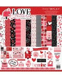 Photo Play - Love Letters Collection Pack