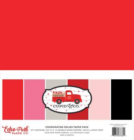 Echo Park - Cupid & Co. Solids Kit