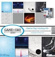 Reminisce - Game Day Hockey Kit