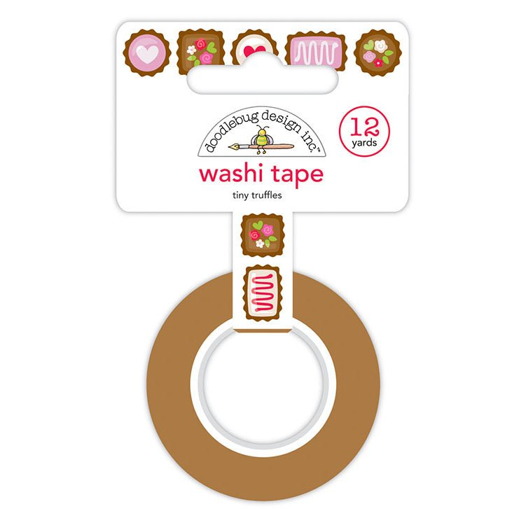 Doodlebug - Tiny Truffles Washi Tape