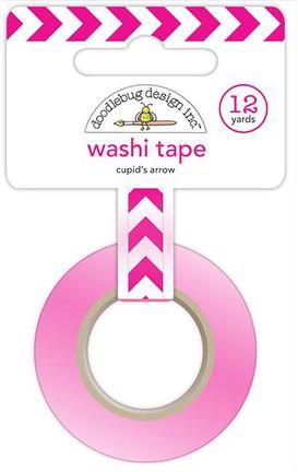 Doodlebug Cupid's Arrow Washi Tape