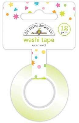 Doodlebug - Cute & Crafty Cute Confetti Washi Tape