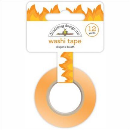 Doodlebug Design - Dragon's Breath Washi Tape