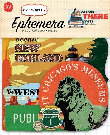 Are We There Yet Ephemera