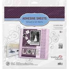 Scrapbook Adhesives - 12x12 Sheets 3 piece