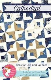 It's Sew Emma Cathedral Quilt Pattern