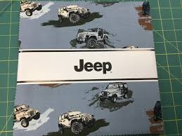 Riley Blake - Jeep 10 Inch Stacker