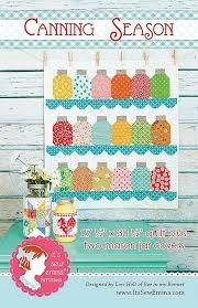 It's Sew Emma - Canning Season Quilt Pattern