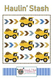 Haulin Stash Quilt Pattern
