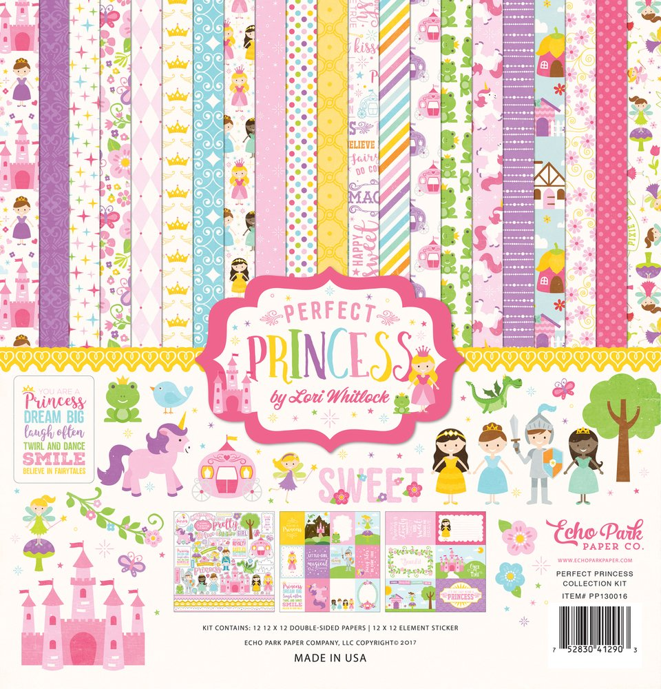 Echo Park - Perfect Princess Collection Kit