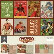 Authentique - Football Collection Pack