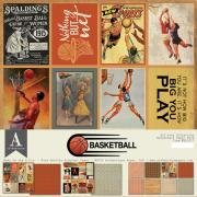 Authentique - Basketball Collection Pack