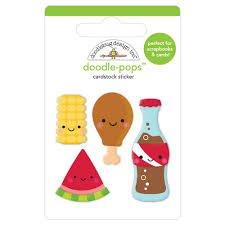 Doodlebug Design - Foodie Friends Doodle-Pop