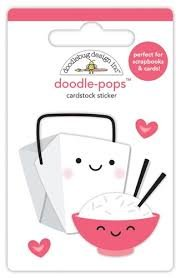 Doodlebug Take Out Doodle Pop