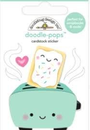 Doodlebug Toaster Time Doodle-Pop