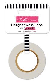 Bella Blvd. - Make Your Mark Washi Tape Break Rules