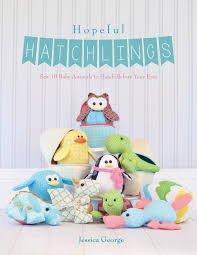 Hopeful Hatchlings Pattern Book