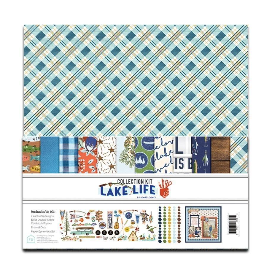 Fancy Pants - Lake Life Collection Kit
