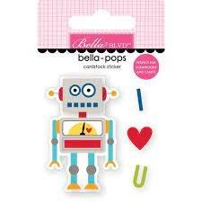 Bella Blvd. - Mr. Robot Bella-Pops